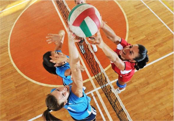 Bien choisir son ballon de volleyball