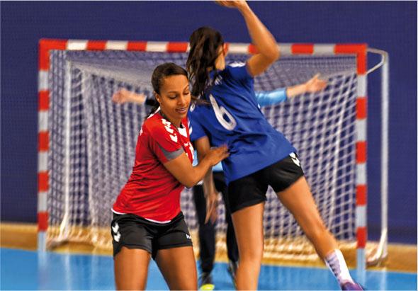 Bien choisir son but de handball