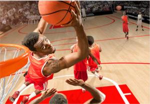 Le règlement de basket