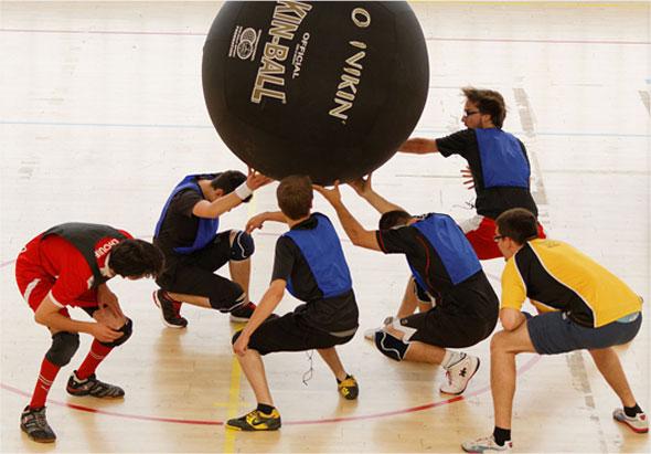 Le kinball : histoire, règles et matériel