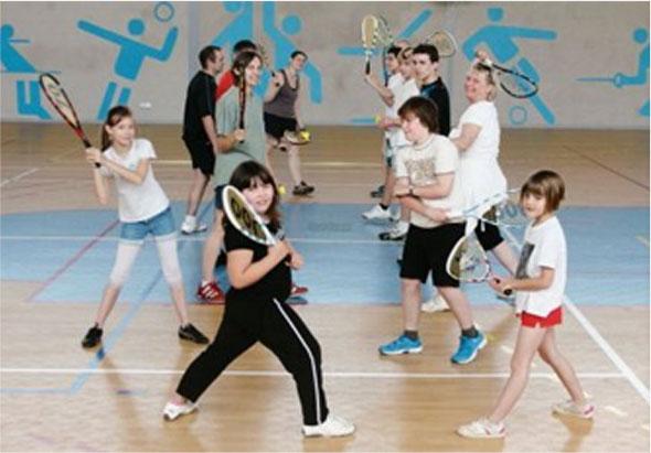 Les règles du speed-badminton