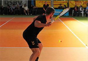 Le peed-badminton aussi appelé crossminton