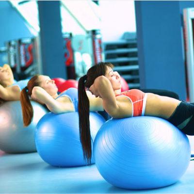 Bien choisir son gym ball