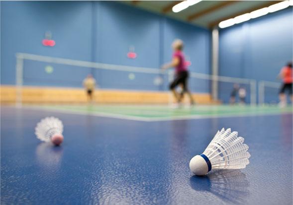 Fautes principales au badminton