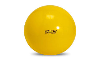 Le ballon de 45 cm de diamètre ou de taille S