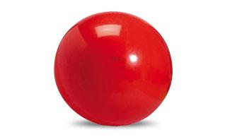 Le ballon de plus de 85 cm de diamètre ou de taille L