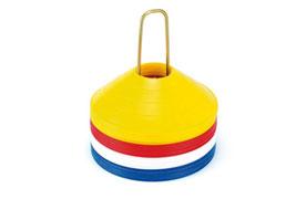 Materiel d'entrainement de badminton