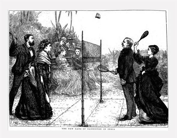 Les origines raffinées du badminton