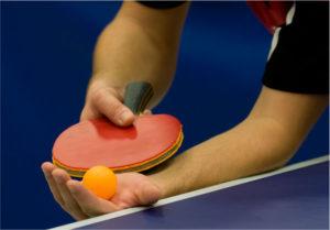 Le tennis de table : histoire regles et materiel