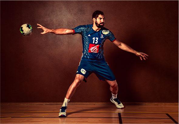 L'histoire du handball