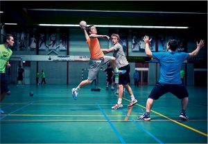 Le règlement du handball