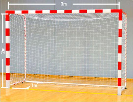 Les buts de handball