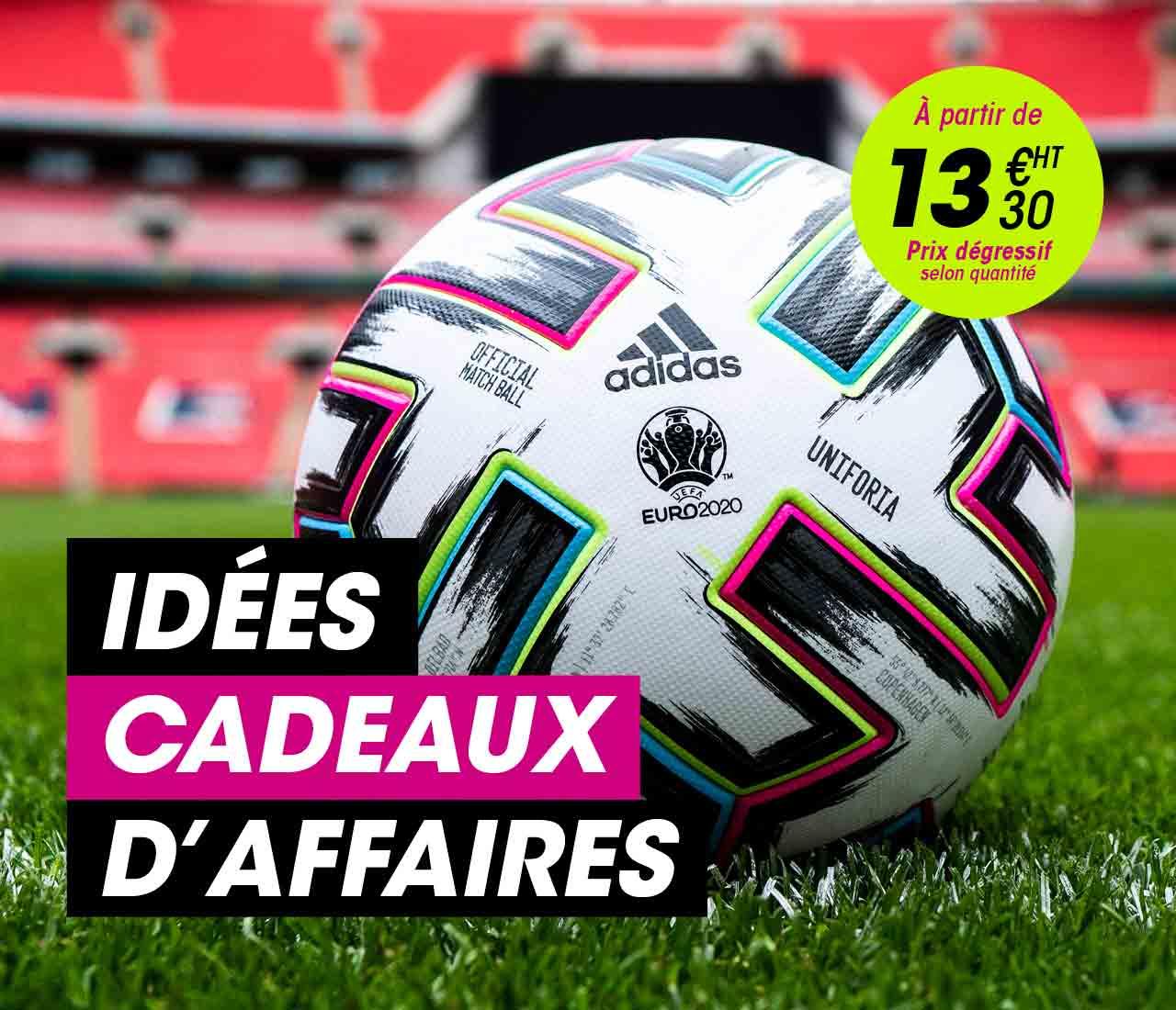 Offrez des ballons adidas de l'Euro 2020 dès 13,30€ HT
