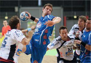 Les postes au handball