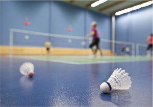 Dimensions d'un terrain de badminton