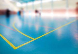Dimensions de terrain de handball