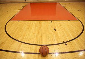 Dimensions de terrain de basket