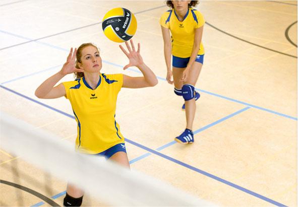 Dimensions de terrain de volleyball