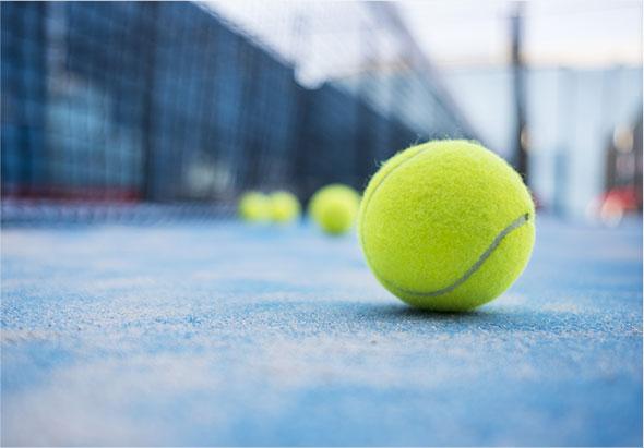 Dimensions de terrain de tennis