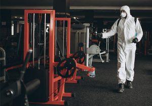 Comment bien désinfecter le matériel sportif ?