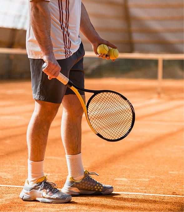 Comptage des points au tennis