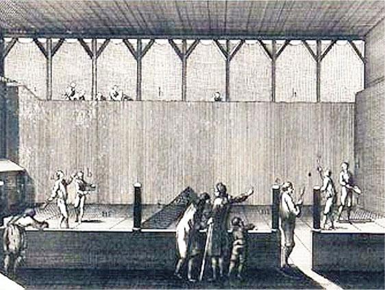 L'histoire du tennis (Wikipedia)