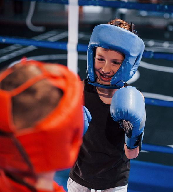 La boxe anglaise en milieu scolaire