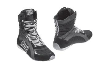 Les chaussures de boxe anglaise