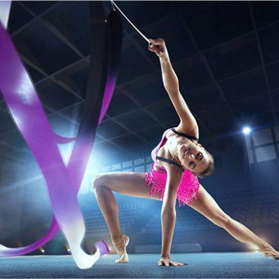 La gymnastique rythmique (grs) : histoire, règles et matériel