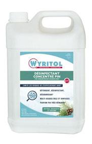 Bactérisol 7 concentré multi-usages Wyritol 5L