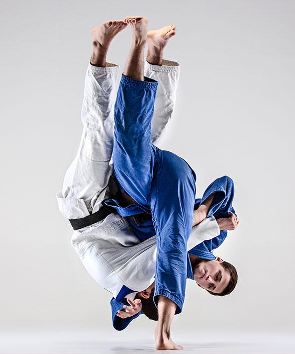 L'enseignement du judo