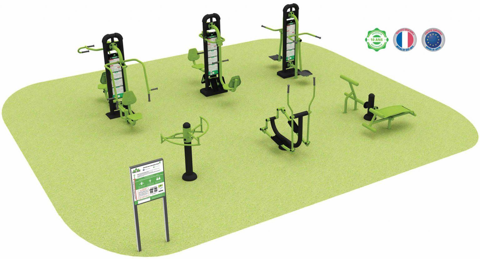 Fitness : offre sport