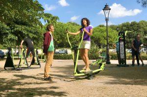 Les dix règles pour sécuriser la pratique du Street Workout